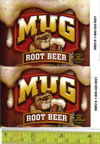 Large Square Or Marketing Vendor Size Mug Root Beer LOGO Soda Vending Machine Flavor Strip