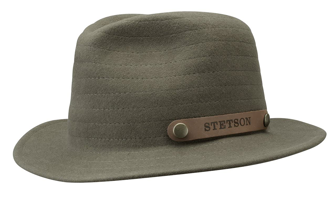 Stetson Hershey arrotolabile in Vitafelt cappello · Stetson Hershey  arrotolabile in Vitafelt cappello · Tumi Panama Hats - Cappello Panama -  Donna 981a614c6f7f
