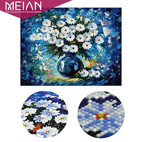 Cross Stitch -,Special,Diamond Embroidery,Full,DIY,Diamond Painting &Quot;Oil Daisy &Quot,Cross Stitch,Diamond Mosaic Set,Bead Picture,Home Decor