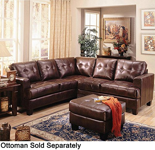 Samuel Sectional by Coaster Furniture(Ottoman sold separately)