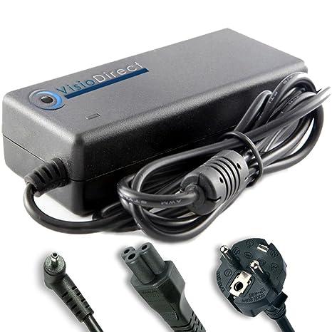 Píxeles ® Adaptador alimentación cargador para ordenador portátil SAMSUNG NP940 X 5j-s01us40 W 40