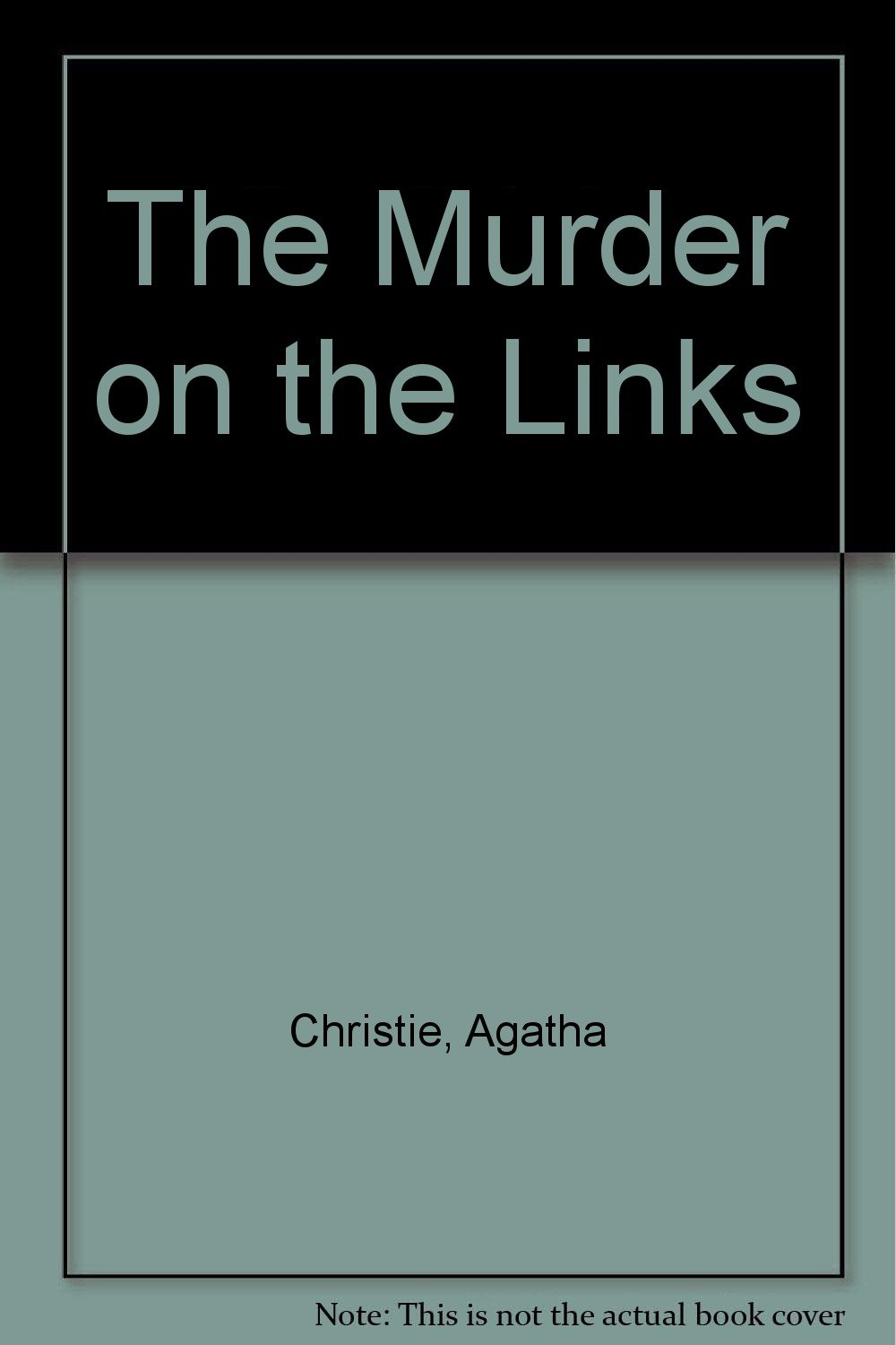 Download The Murder On The Links pdf epub