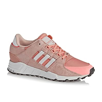 adidas Originals EQT Support RF Womens Running Trainers Sneakers (US 5.5, Orange BB2355)