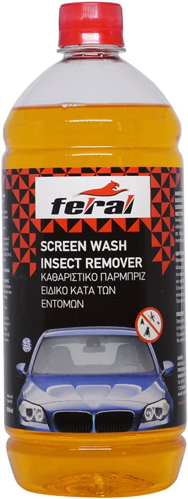 Feral Windshield Washer Moth-Proof Concentrate