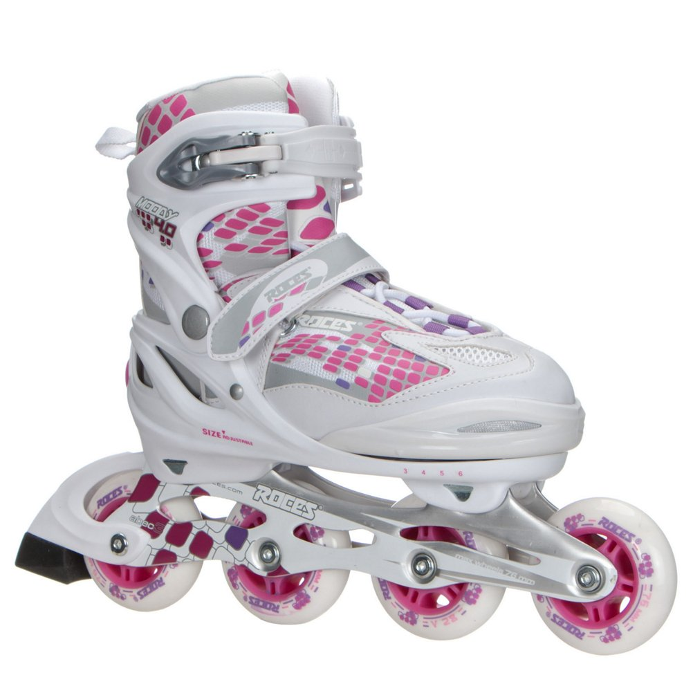 Roces Kid s Girls Moody Fitness Inline Skates Blades Color Choices 400778