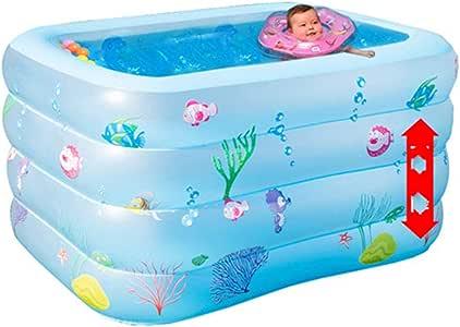 Swimming pool YUHAO(UK) Piscina Inflable para niños – Piscina Inflable para niños: Amazon.es: Jardín
