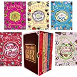 Cathy Cassidy Collection Chocolate Box Girls Series 5 Books Bundle Gift Wrapped Box Set Specially You