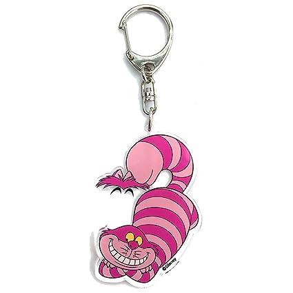 Alice in Wonderland - Llavero, diseño de Gato de Cheshire ...