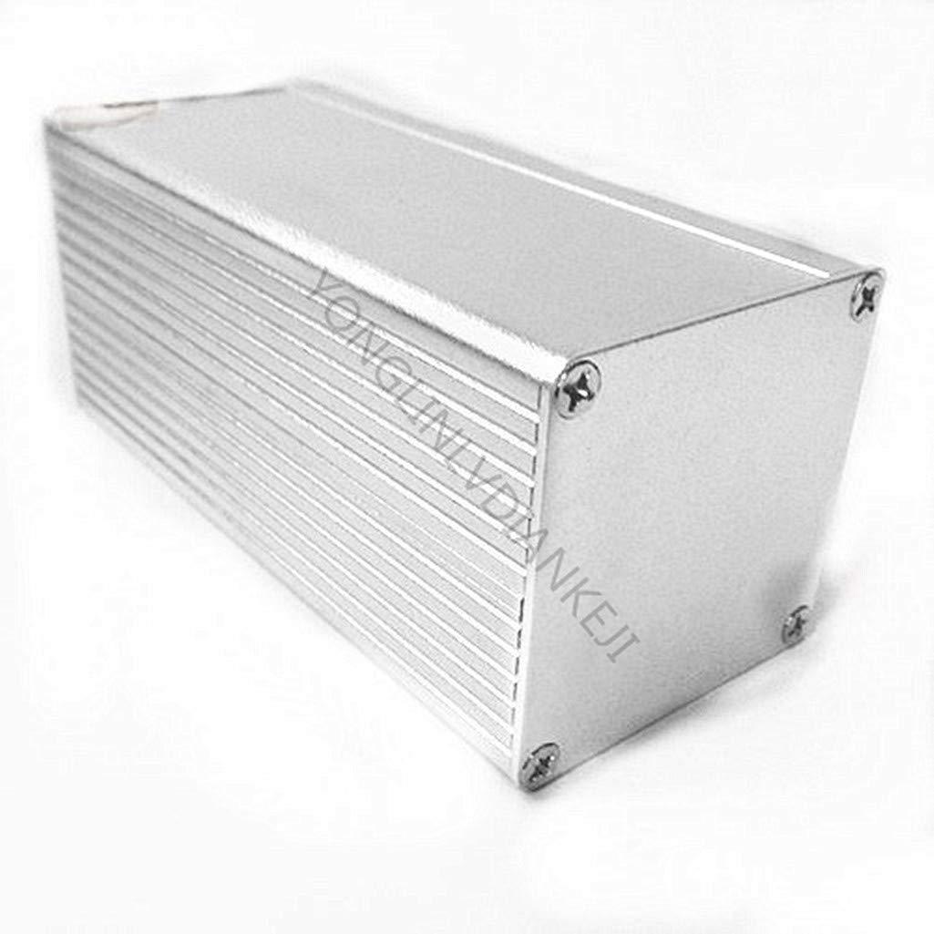 Boîtier de contrôleur de puissance Yonglinlvdiankeji 46 x 46-100 mm/boîtier d'alimentation LED/boîtier en aluminium/boîtier de protection pour carte PCB