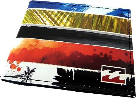 BILLABONG Hombre Dinero Bolsa Shutter Wallet Rojo Rojo Talla:Talla única: Amazon.es: Deportes y aire libre