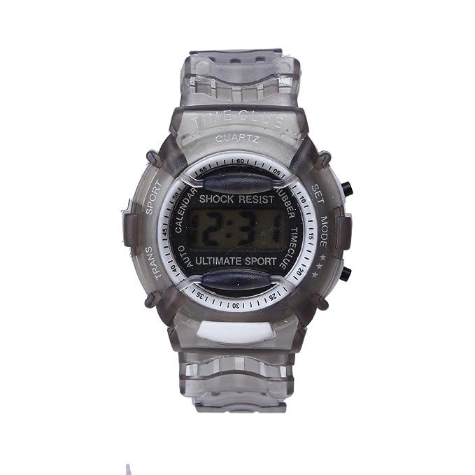 Fashion Sport Kinder Kinder Wasserdichte Uhr Kind Junge Mädchen Multifunktions Sport Elektronische Uhr Uhren Damenuhr Uhren