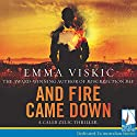 And Fire Came Down Audiobook by Emma Viskic Narrated by Lewis Fitz-Gerald