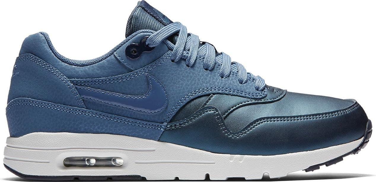 Bleu (Ocean Fog   Ocean Fog   Mtlc Armory Nvy) Nike 861711-400 Chaussures de Sport Femme 36.5 EU