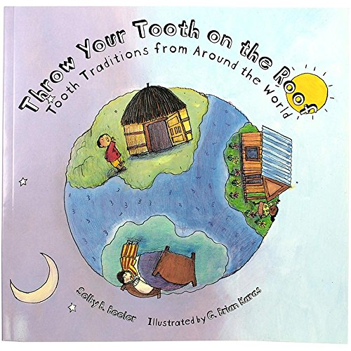 Go Discover Teeth - Throw Your Tooth on the Roof