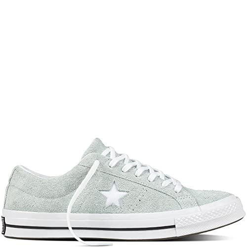 Converse Lifestyle One Star Ox Suede, Unisex Adults' Fitness Shoes, Multicolour (Dried BambooWhiteBlack 416), UK (46 EU)