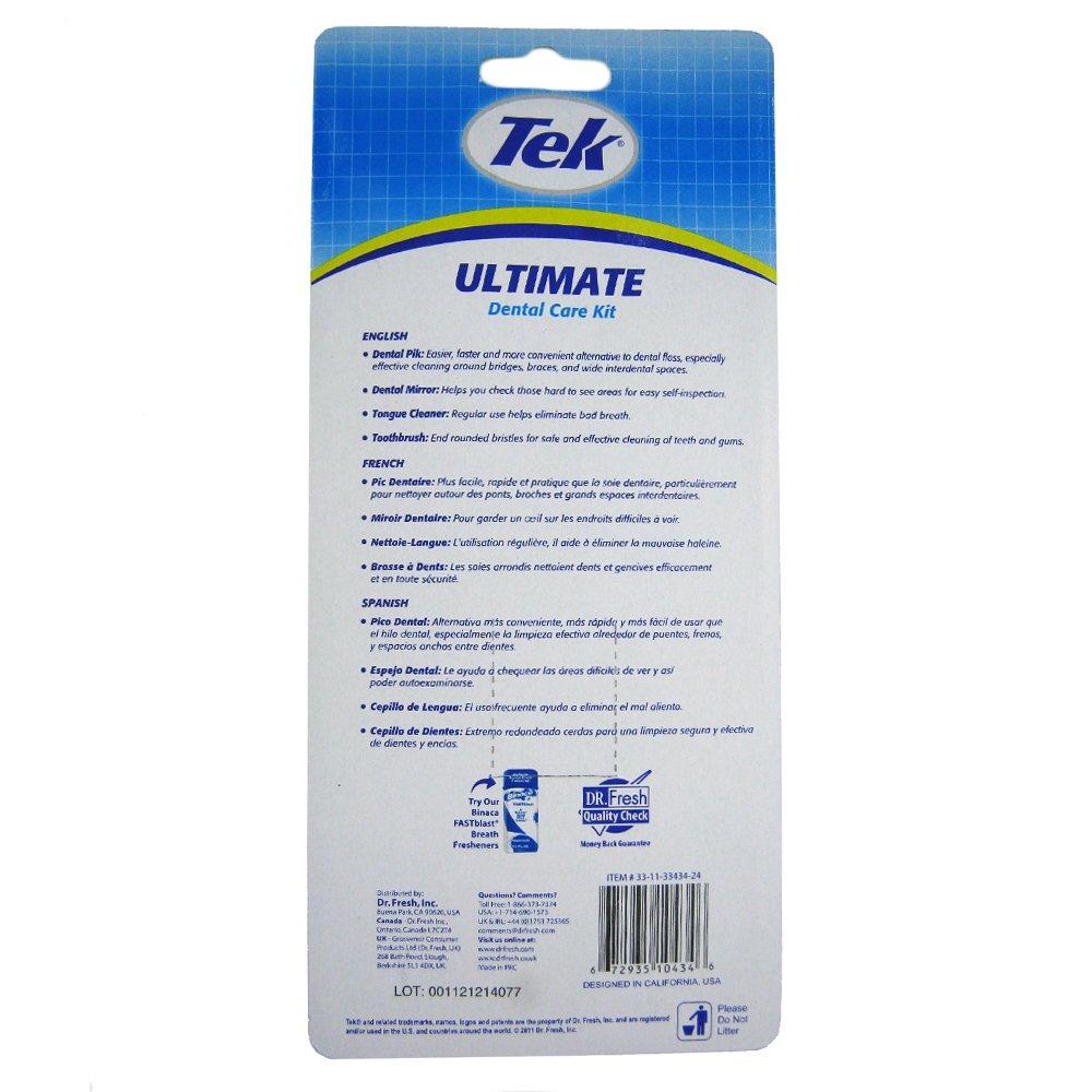 Amazon.com: 4pc Oral Dental Hygiene Set Pick Tongue Scraper Tooth Brush Mirror Bad Breath: Health & Personal Care