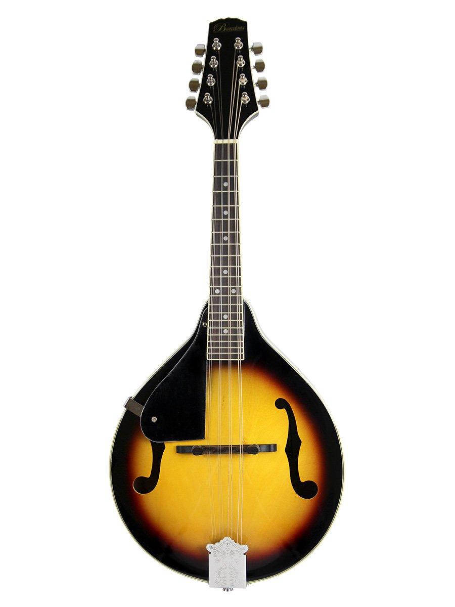Barcelona Left-Handed Mandolin - Violinburst by Barcelona (Image #1)