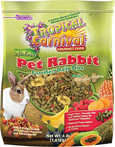 Tropical Carnival Rabbit Food - 2