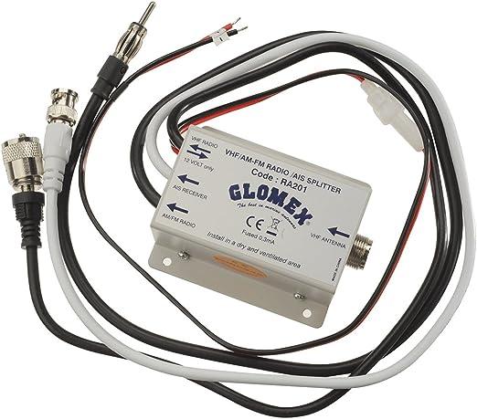 Glomex - Divisor de señal Am/FM/ais ra201