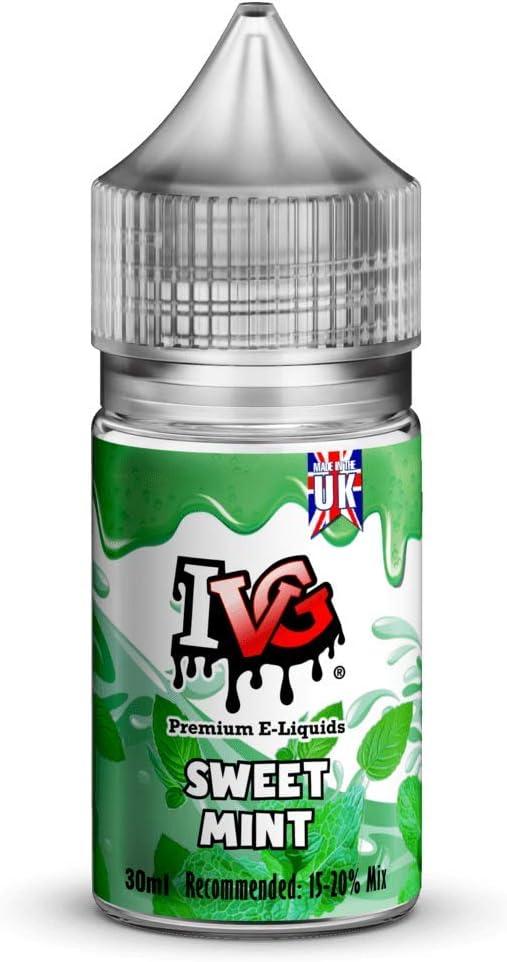 IVG Premium Aroma Concentrado Sabor para mezclar e-liquido (Sweet Mint)