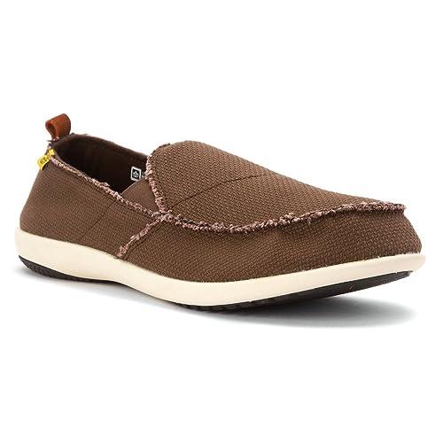 Spenco Siesta - para Hombre Zapatos de ortopédico Java - 11: Amazon.es: Zapatos y complementos