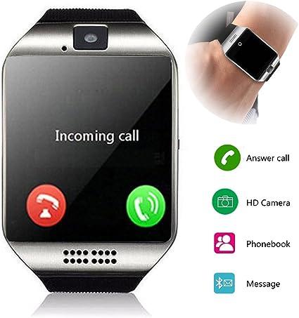 Amazon.com: Smartwatch, reloj inteligente desbloqueado para ...