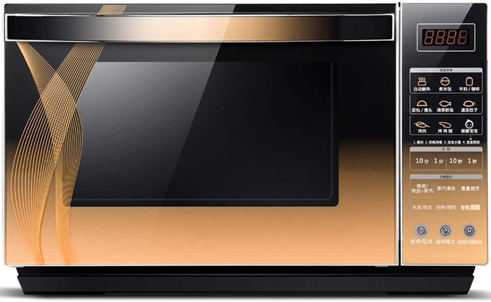 Encimera/Built-in microondas con Tecnología Inverter, Horno de control APP de 25 litros del hogar del horno microondas