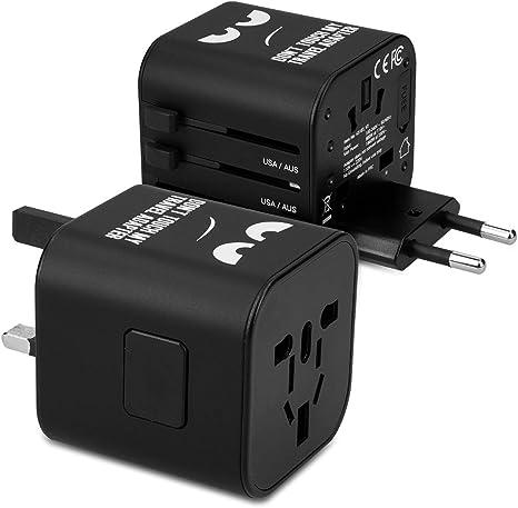 Amoner Universal Reise-Adapter
