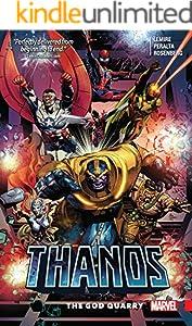 Thanos Vol. 2: The God Quarry (Thanos (2016-2018))