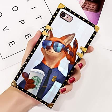 Amazon.com: DISNEY COLLECTION Zootopia Nick Fox Case for ...