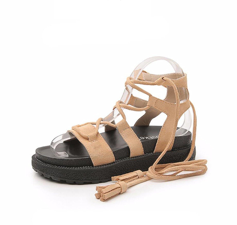 Réglables Dandanjie Filles Sandales Femmes Chaussures Dentelle 1wtfYwq