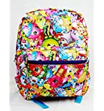 Backpack - Shopkins - All Over Print Large School Bag New SY27942-2