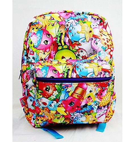 Inches Shopkins Allover Chocolate Backpack product image