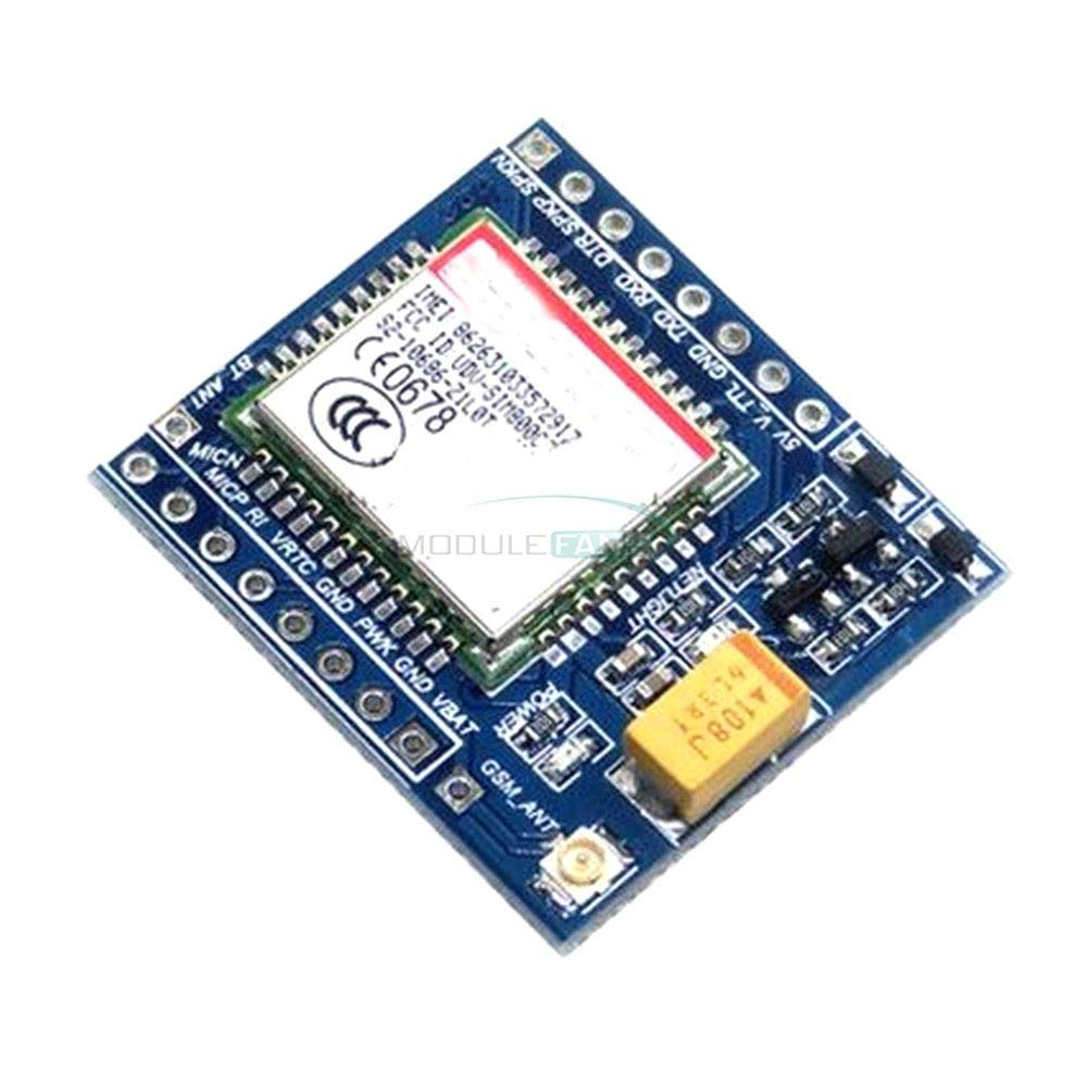5V 3.3V SIM800C GSM GPRS Module TTL Development Board IPEX with Bluetooth and TTS STM32 for Arduino C51
