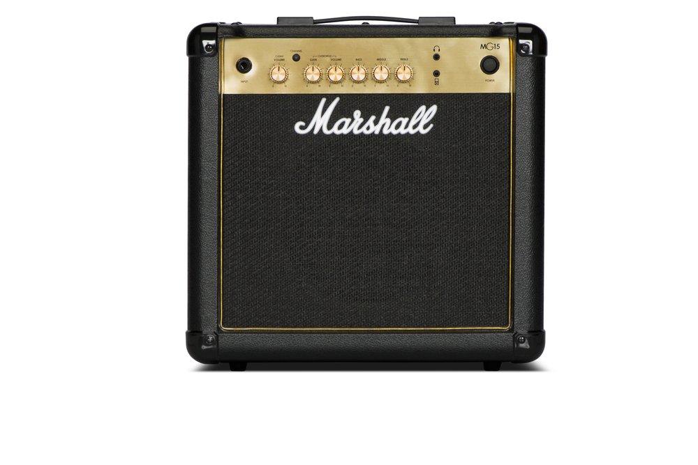 Amp Guitar Marshall MG15G Combo