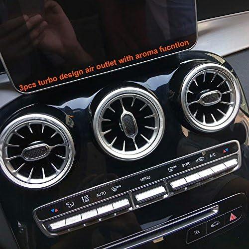 Amazon.es: Juego de 5 piezas de accesorios especiales para coches ...