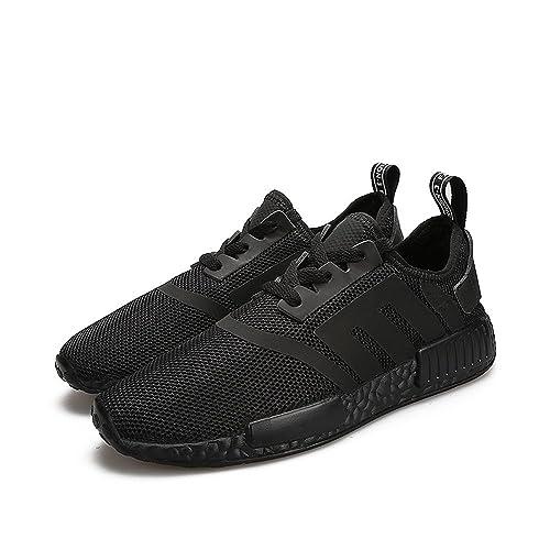 6f9407150b7 Dig dog bone Men s Athletic Shoes Flat Heel Solid Color Lace Up Sport Shoes  (Color