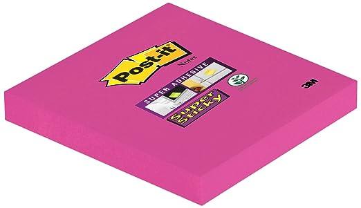 4 opinioni per Post-it 654S Foglietti Ultrapink