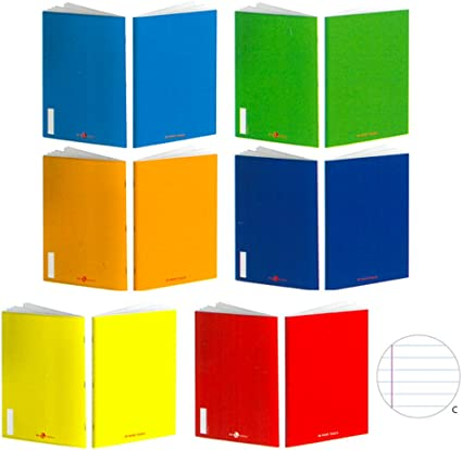 Maxi cuaderno BM Touch Cubierta Soft Touch – Pack de 10 cuadernos ...