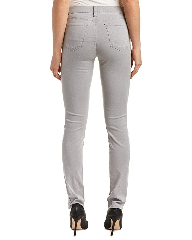 J Brand Mid Rise Rail Limestone Jeans 27