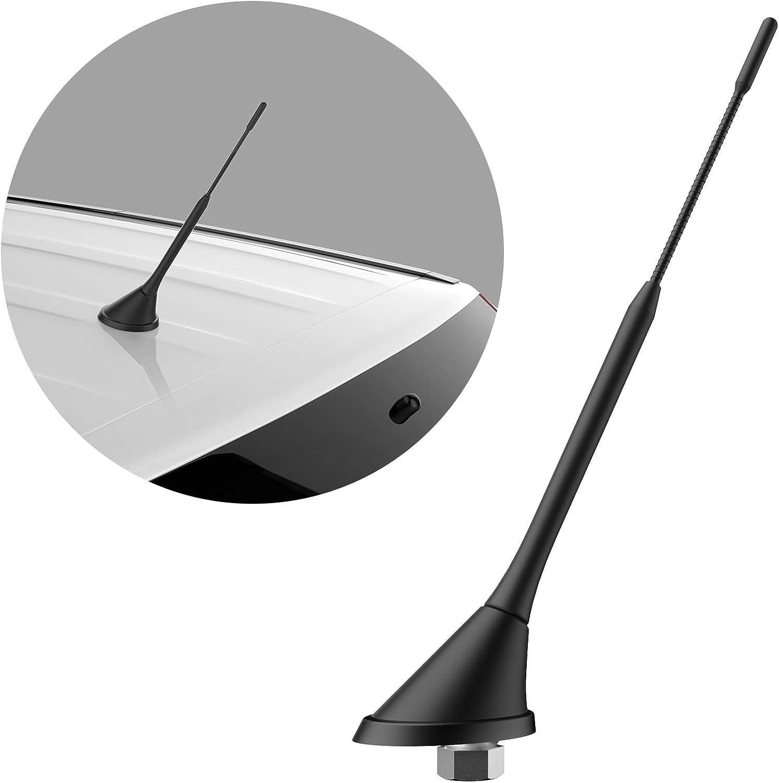 Navitec24 Kfz Dach Antenne 23cm Fm Verstärker Ersatz Elektronik