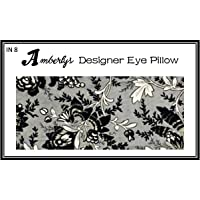Amberly Lavender Yoga & Mediation Eye Pillow with Washable Covers for Relaxing Insomnia Relief (IN 8)