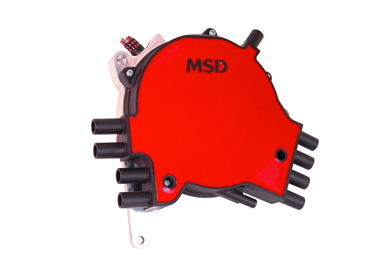Msd 8381 Pro Billet Distributor For Lt1 Engine Automotive Lt 1 Swap Wiring Harness