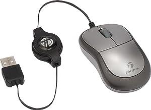 Targus Ultra-Mini Retractable Optical Mouse (PAUM01U)