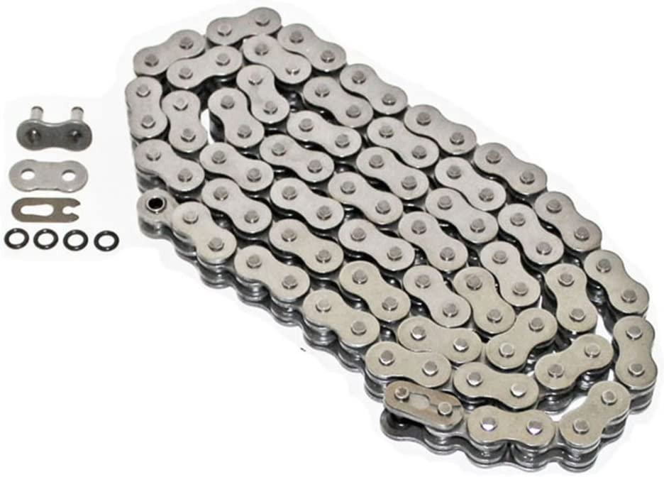 2004 2005 2006 Kawasaki KFX400 KSF400 Green O-Ring Chain /& Black Sprocket 13//40