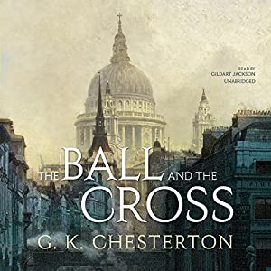 The Ball and the Cross Audiobook