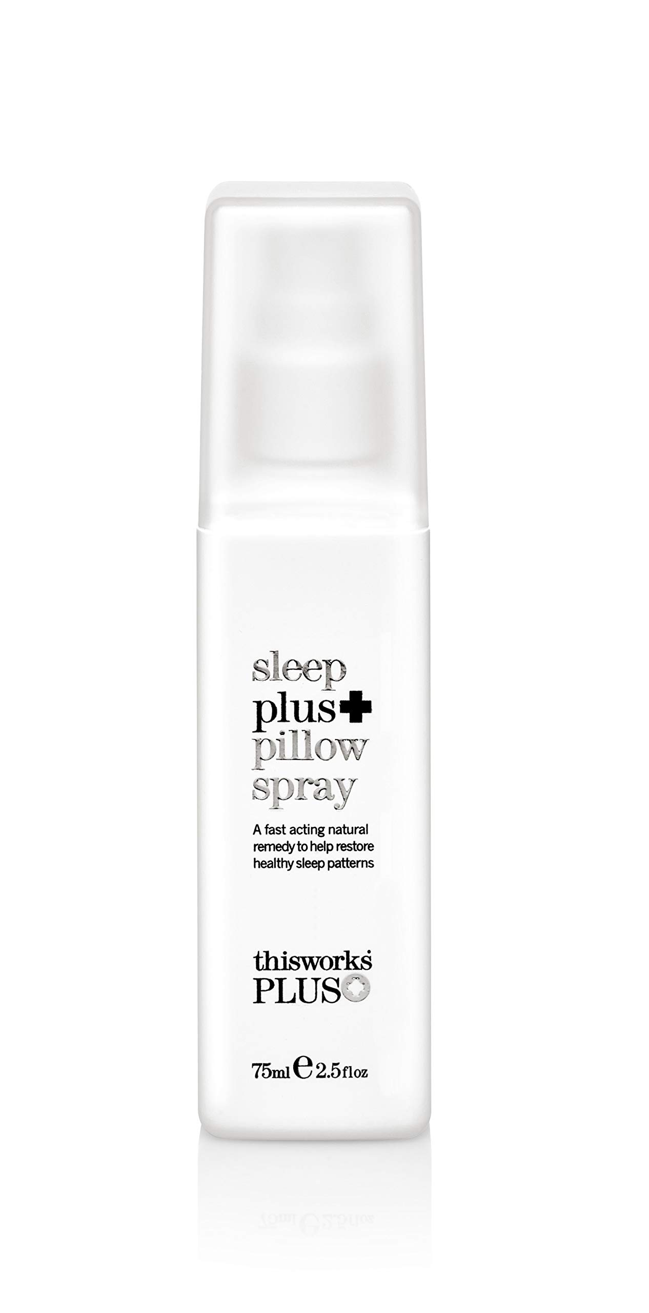 ThisWorks Sleep Plus Pillow Spray, 75 ml - Natural Remedy to Help Restore Healthy Sleep Patterns by This Works
