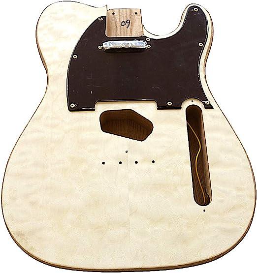 Coban Guitars TL65B - Kit para guitarra eléctrica (revestimiento acolchado, color negro: Amazon.es: Instrumentos musicales