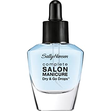 Amazon.com : Sally Hansen Salon Manicure Nail Treatment, 0.37 ...