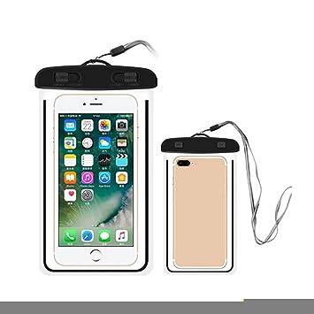 Amazon.com: Guoainn Bolsa impermeable para teléfono al aire ...